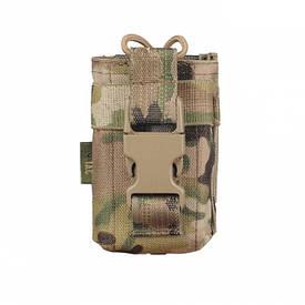 M-Tac подсумок для рации Gen.3 Multicam