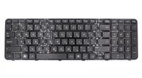 Клавиатура для ноутбука HP Pavilion G6-2000 черный, черный фрейм