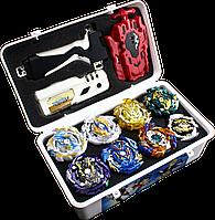 Бейблейд набір Крижаний Дракон Beyblade Box 8 шт. Ace Dragon