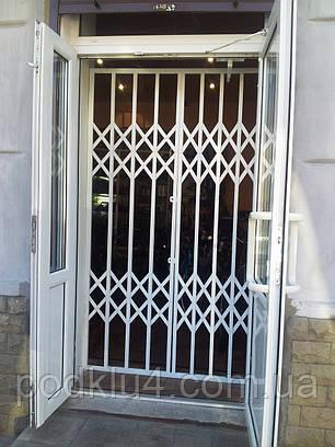 Раздвижные решетки защитные, фото 2