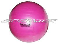 Мяч для фитнеса GYM BALL, матовый. d - 85 см