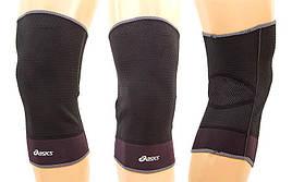 Наколенник (фиксатор коленного сустава) с открытой коленной чашечкой (1шт) ASIC BC-610-L