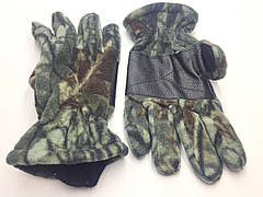 Перчатки теплые для рыбалки флисовые BC-4629