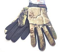 Перчатки теплые для рыбалки флисовые BC-4920