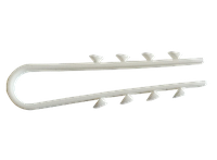 Держатель для электропроводки (дюбель-ёлочка) | Дюбель-ялинка 6 д/кругл.кабелю [SC0000000KTEL06000]