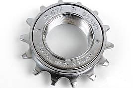 """Звезда задняя X17 BMX Free Wheel, 1/2""""х1/8""""х16зубцов, (700136) для резьбы диам. 35мм"""