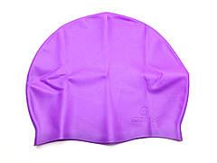 Шапочка для плавания Grilonq - 4602 (Фиолетовая)