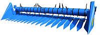 """Приспособление (приставка) для уборки подсолнечника ПС-6,7 к комбайнам """"Мега"""",""""Джон Дир"""",""""Кейс"""" и др."""