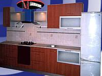 Кухня в одну стенку.на заказ в Харькове