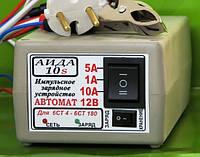Зарядное предпусковое АИДА-10s —автомат. импульсное десульфатирующее для АКБ 4-180А*час, режим хранения, фото 1