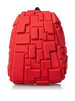 Рюкзак Madpax Blok Half (средний). Красный. Оригинал из США, фото 1