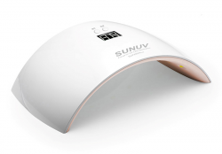 УФ LED лампа SUNUV SUN9X Plus, 36W, белый