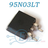 PHB95N03LT, Mosfet транзистор, N channel, 25V, 75A, TO263
