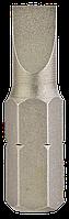 Бита шлицевая | Біта плоска SL 4 25мм [96PL0000096PL40002]