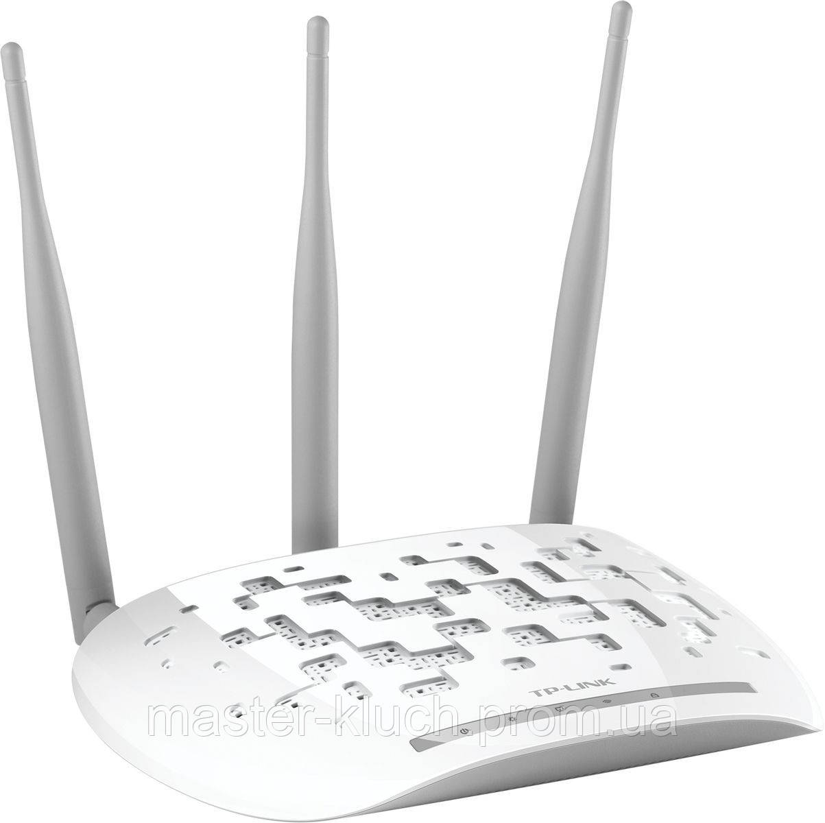 Точка доступа TP-LINK TL-WA901ND Wi-Fi 802.11g/n 300Mb, PoE, 3 антенны