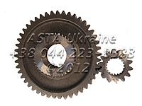 Шестерни Е300.37.113, Е300.37.116 на YTO 504
