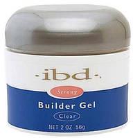 Гель для наращивания ногтей IBD прозрачный 56g, фото 1