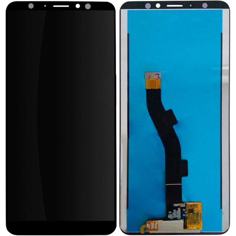 Дисплей и сенсор (модуль) на Meizu M8 Note черный