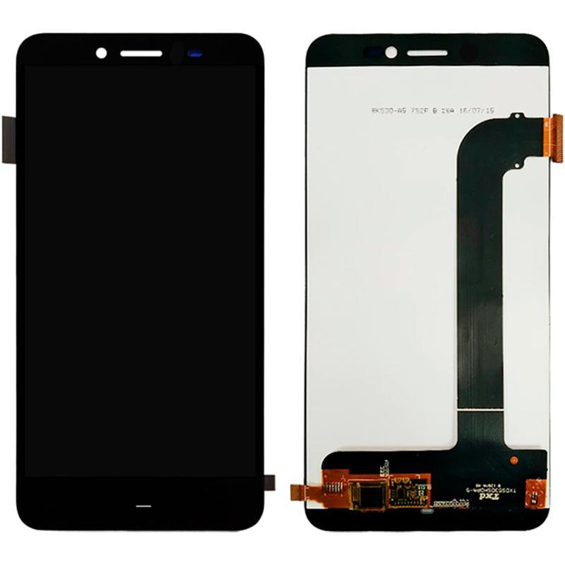 Дисплей Prestigio MultiPhone Grace Z3, 3533 DUO с черным сенсором