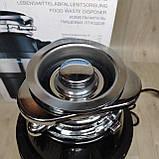 Кухонный измельчитель пищевых отходов Kraissmann 740 LAS 1000 с Кнопкой, фото 4