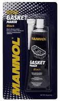 Mannol Silicone-Gasket schwarz 9912 / Черный силиконовый герметик 85 грамм