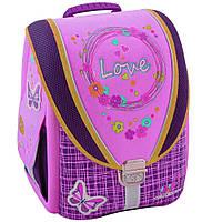 Школьный портфель «Love» Cool for School каркасный