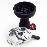 Набор Amy Deluxe Hot cut Чаша и Kaloud, черный, фото 1