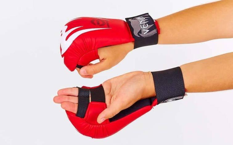 Перчатки для каратэ VENUM GIANT MA-5854-R (S), фото 2