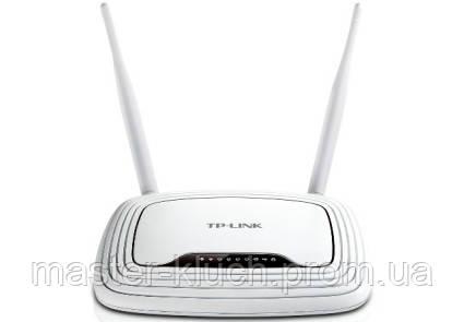 Роутер TP-LINK TL-WR842N Wi-Fi 802.11 g/n, 300Mb, 4 LAN 10/100Mb, USB, 2 съемные антенны