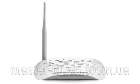 Модем-роутер ADSL TP-LINK TD-W8951ND ADSL2+, Wi-Fi 802.11 g/n 150Mb, 4 LAN 10/100Mb, 1 съемн антенна