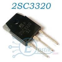 2SC3320, Транзистор биполярный NPN, 15А 400В, SC-65