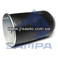 Пневморессора без стакана SAF 4810NP05 (2 шп. M12 смещены,1отв. M22) \3229002700S \ SP 554810-05