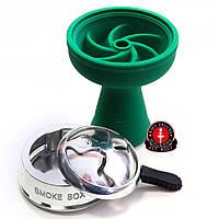 Набор Amy Deluxe Hot cut Чаша и Kaloud, зеленый