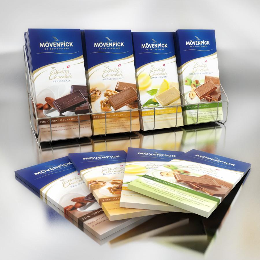 Полка-паразит со струбциной для снеков🛒 шоколада