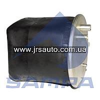 Пневморессора без стакана 4911N задняя Renault Premium, Magnum, шпилька-2 воздуха \SP 554911