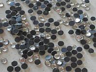 Акриловые стразы.ss 6 Crystal (1,6-1,9мм)горячей фиксации. 1000gross/144.000шт.Китай