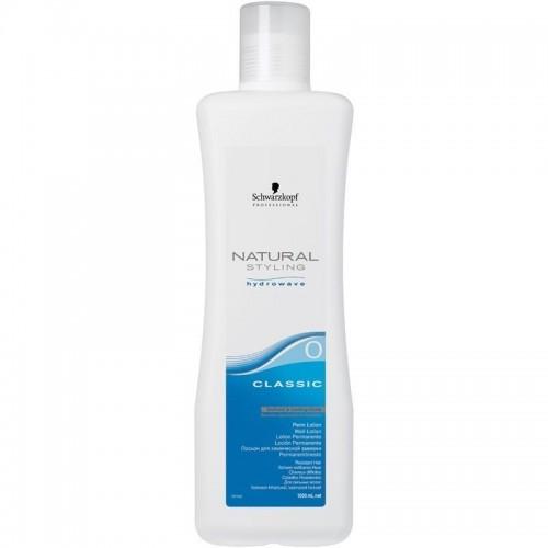 Лосьон для химической завивки для трудно завиваемых волос Schwarzkopf Natural Styling hydrowave CLASSIC 0
