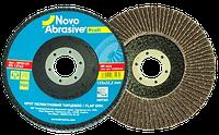 Круг лепестковый торцевой (NovoAbrasive) | Диск пелюстков.125 P80 Standard NOVOABRAZIVE [INKRZ00000D125802S]