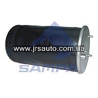 Пневморессора без стакана 887MK1, DAF CF85 задняя (3 шп.,1 штуц. M16х1.5мм) (d226x403) \0513983 \ SP 55887