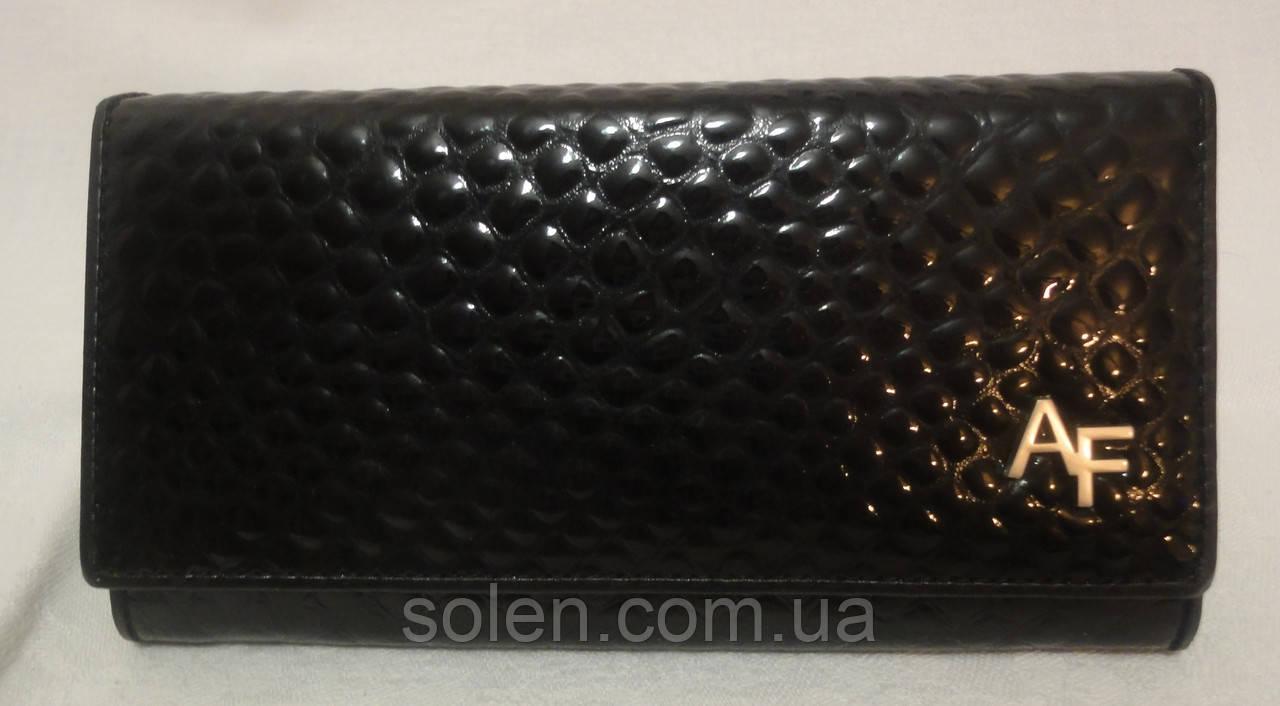 Лаковий гаманець жіночий