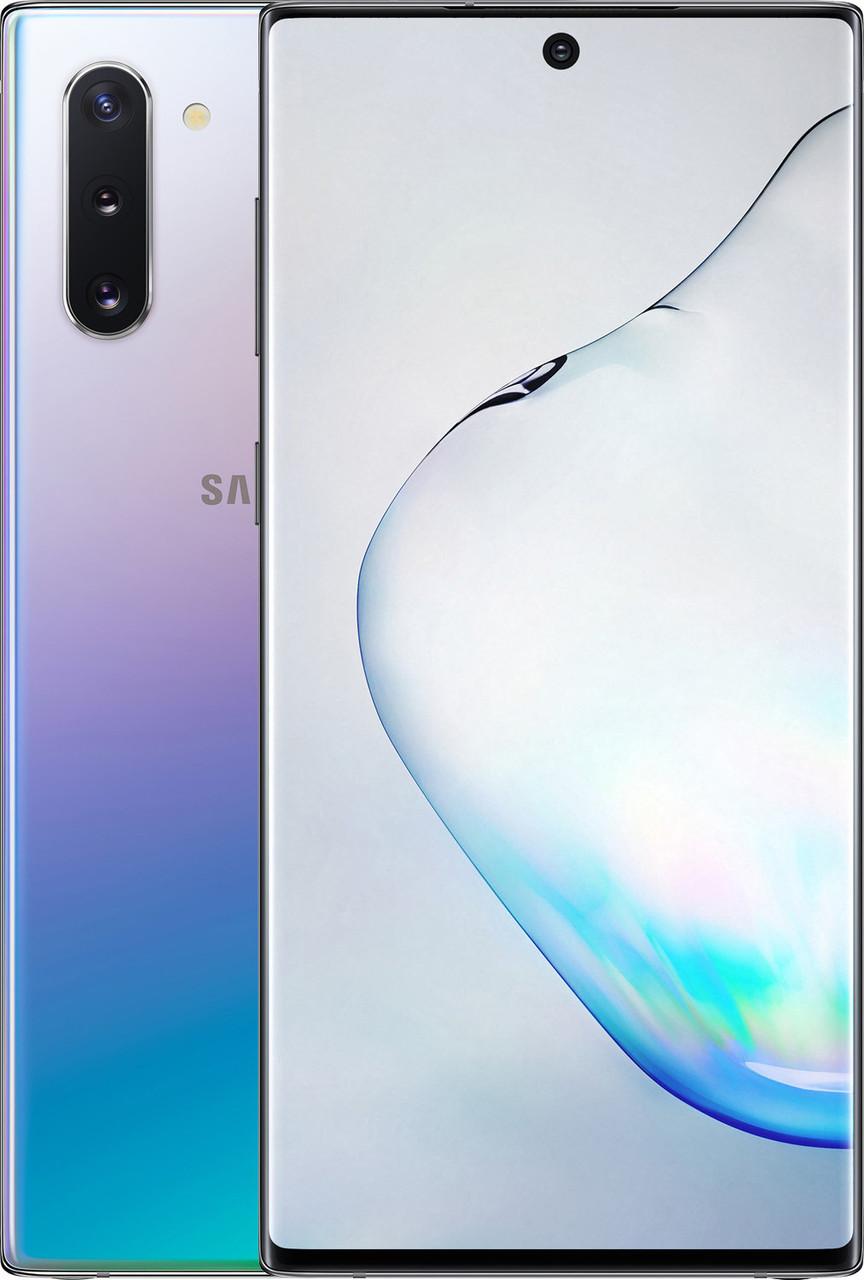 Смартфон Samsung Galaxy Note 10 8/256GB Aura Glow (SM-N970FZSDSEK)
