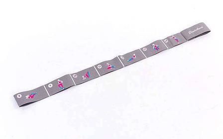 Ленточный эспандер (эластичная лента) Record Elastiband FI-6344, фото 2