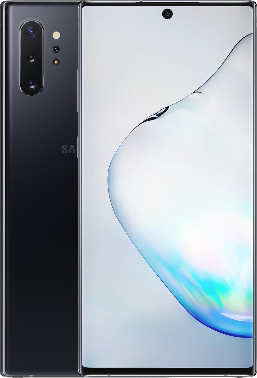 Смартфон Samsung Galaxy Note 10 Plus 12/256GB Black (SM-N975FZKDSEK)