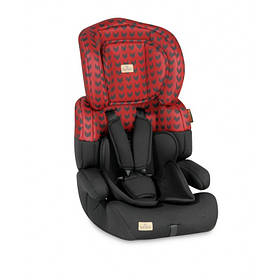 Автокресло JUNIOR PLUS 9-36 KG RED&BLACK LORELLI Lorelli