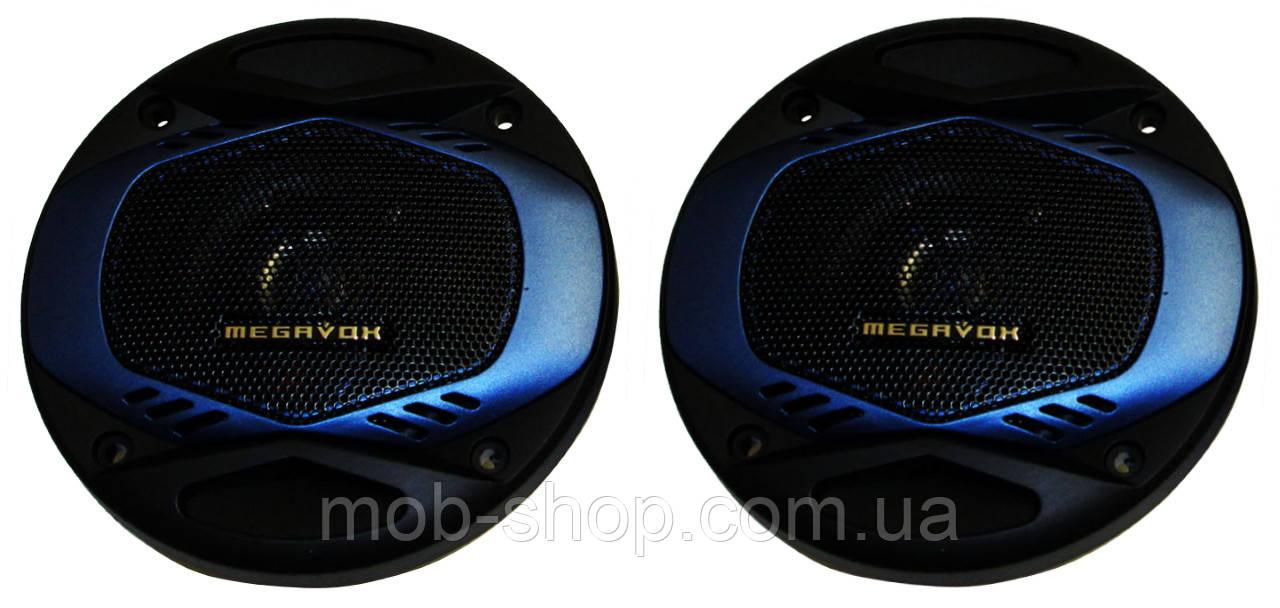 Автомобильные колонки динамики MEGAVOX MCS-4543SR 10 см 200 Вт