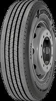 Грузовые шины 265/70 R 19.5 KORMORAN F 140/138M (передняя ось), фото 1