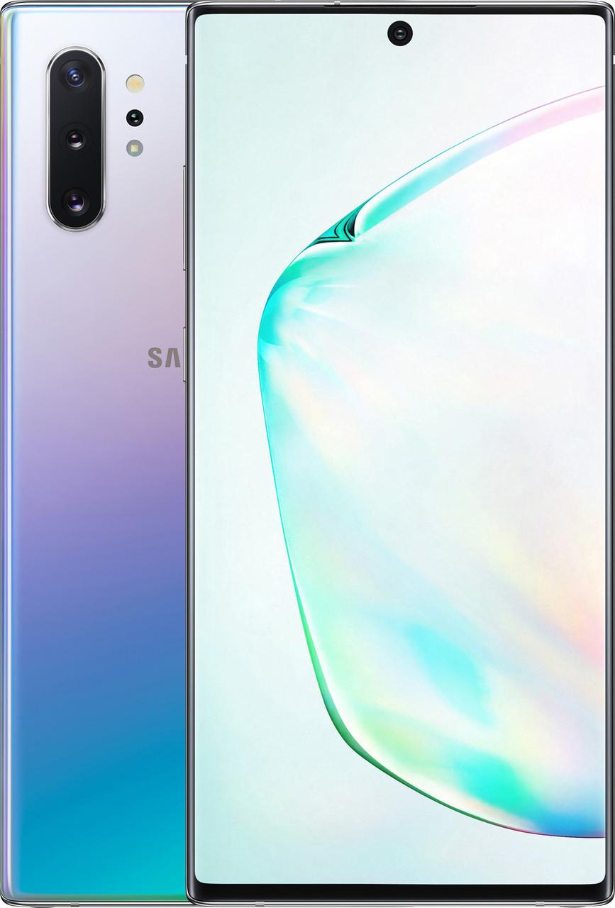 Смартфон Samsung Galaxy Note 10 Plus 12/256GB Aura Glow (SM-N975FZSDSEK)