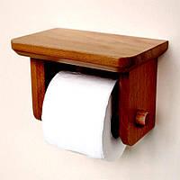 """Держатель для туалетной бумаги """"Силициум"""" капучино"""