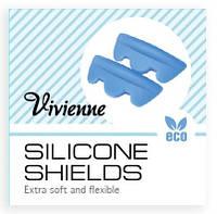 Бигуди силиконовые Vivienne для завивки ресниц, компл.SS,S,M,L,LL