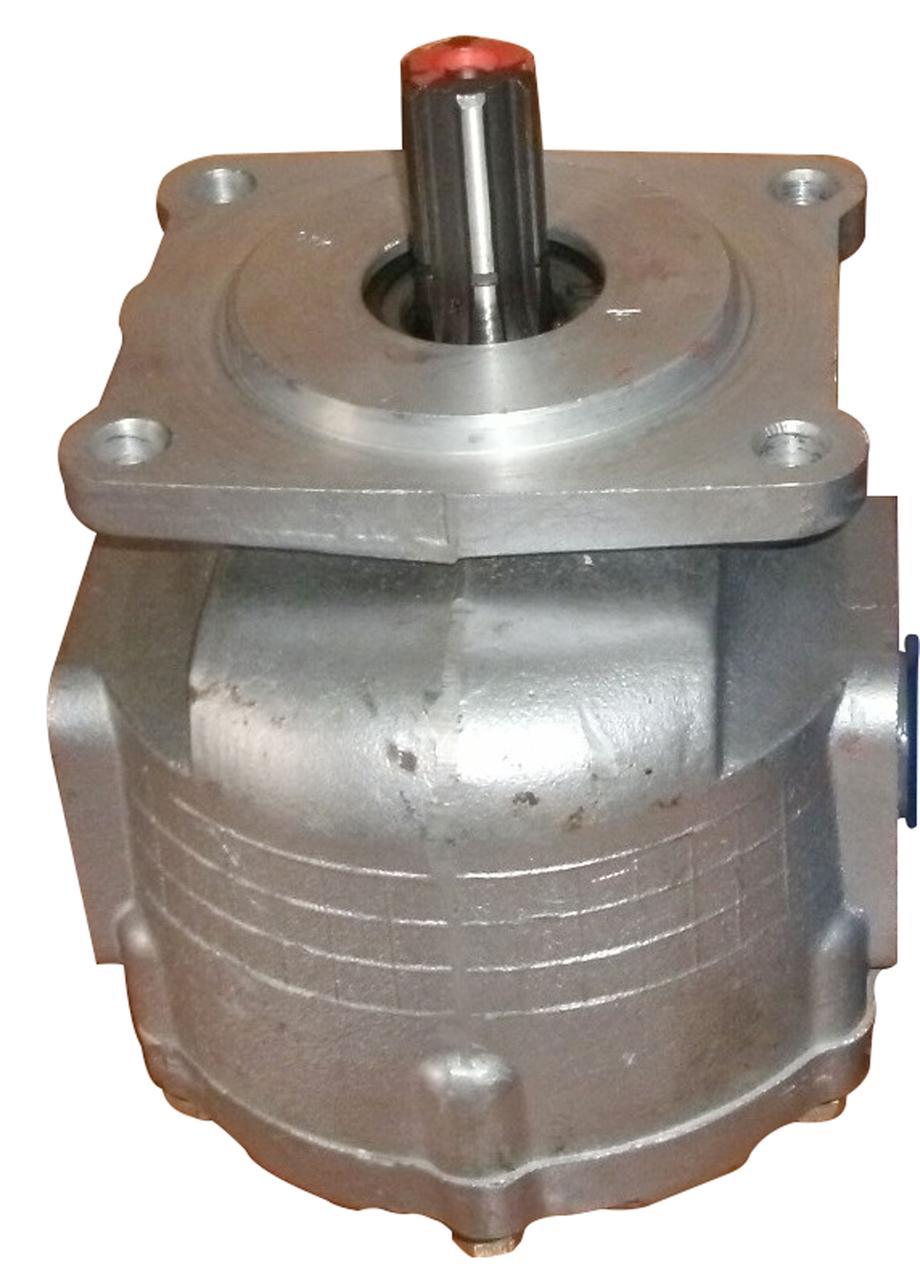 Гидромотор шестеренный масляный левого вращения ГМШ 32-3-Л